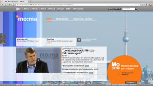 ZDF Morgenmagazin Channel