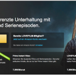 Prime Instant Video von Amazon